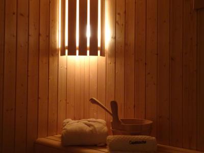 Holiday in mountain resort Le Hameau de Caseblanche - Saint Martin de Belleville - Sauna