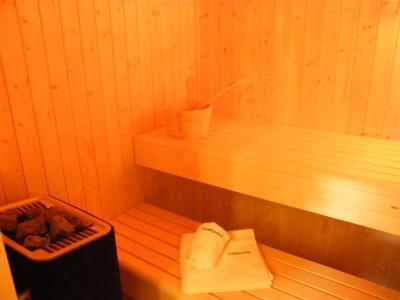 Holiday in mountain resort 5 room triplex chalet 8 people (Landenoire) - Le Hameau de Caseblanche - Saint Martin de Belleville - Sauna