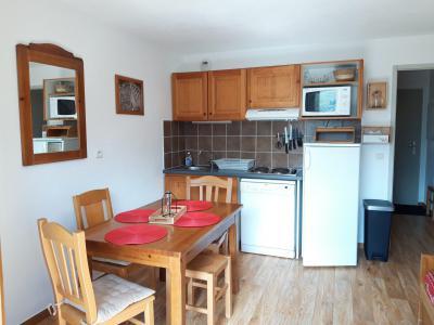 Wakacje w górach Apartament 2 pokojowy z alkową 4 osoby (B111) - Le Hameau des Aiguilles - Albiez Montrond - Aneks kuchenny