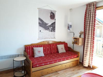 Wakacje w górach Apartament 2 pokojowy z alkową 4 osoby (B111) - Le Hameau des Aiguilles - Albiez Montrond - Pokój gościnny