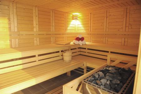 Vacances en montagne Le Hameau des Eaux d'Orelle - Orelle - Sauna