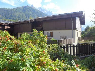 Location Chamonix : Le Hameau des Tines hiver