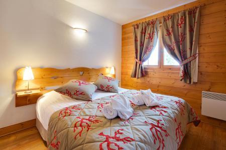 Vacances en montagne Le Hameau du Beaufortain - Les Saisies - Chambre