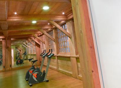 Vacances en montagne Le Hameau du Beaufortain - Les Saisies - Espace fitness