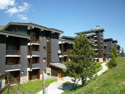 Rent in ski resort Le Jetay - Les Menuires - Summer outside