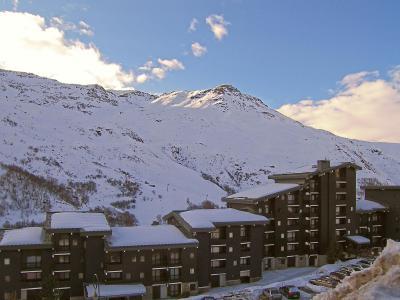 Rent in ski resort Le Jetay - Les Menuires - Summer outside
