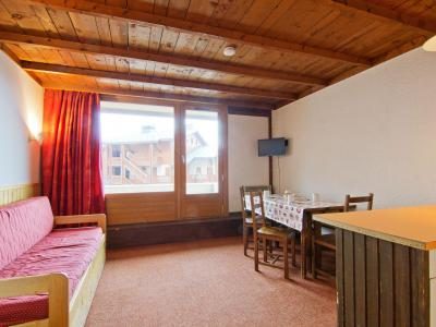 Rent in ski resort 1 room apartment 4 people (1) - Le Lac Blanc - Val Thorens - Summer outside