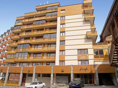 Rent in ski resort Le Lac Blanc - Val Thorens - Summer outside