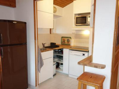 Holiday in mountain resort 4 room apartment 8 people (1) - Le Martagon - Saint Gervais - Accommodation