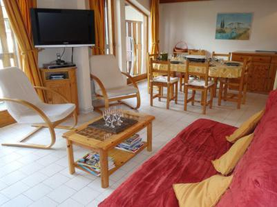 Rent in ski resort 4 room apartment 8 people (1) - Le Martagon - Saint Gervais - Summer outside
