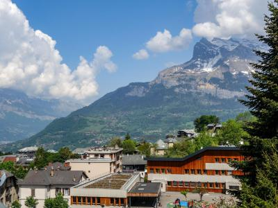 Holiday in mountain resort 4 room apartment 8 people (1) - Le Martagon - Saint Gervais