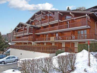 Holiday in mountain resort Le Martagon - Saint Gervais