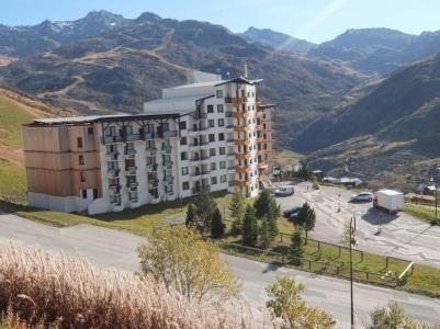 Rent in ski resort Le Médian - Les Menuires - Summer outside