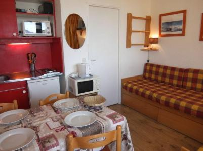Rent in ski resort 1 room apartment 4 people (4) - Le Médian - Les Menuires - Summer outside
