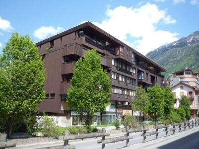 Rent in ski resort 1 room apartment 2 people (9) - Le Mummery - Chamonix - Summer outside