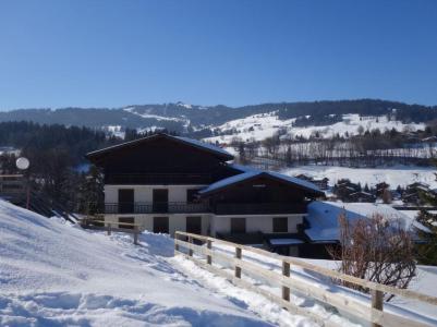 Location Megève : Le Petit Sapin hiver