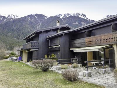 Rent in ski resort 1 room apartment 2 people (2) - Le Pramouny - Chamonix - Summer outside