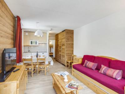 Holiday in mountain resort 2 room apartment 6 people (11) - Le Prariond - Tignes - Accommodation
