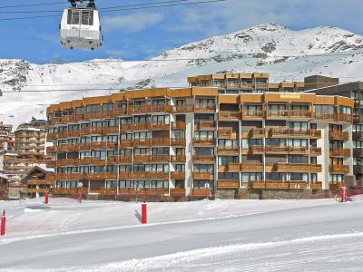 Holiday in mountain resort 3 room apartment 7 people (1) - Le Roc de Peclet - Val Thorens