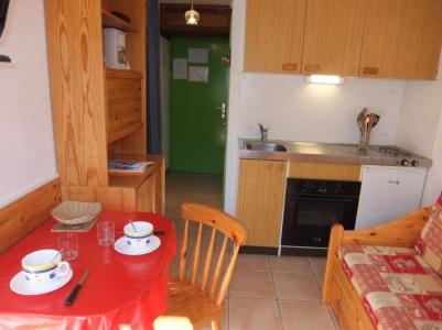 Rent in ski resort 1 room apartment 3 people (1) - Le Sarvan - Les Menuires - Summer outside