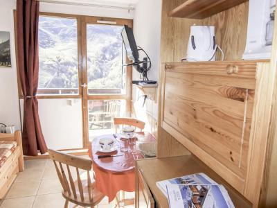 Vakantie in de bergen Appartement 1 kamers 3 personen (1) - Le Sarvan - Les Menuires