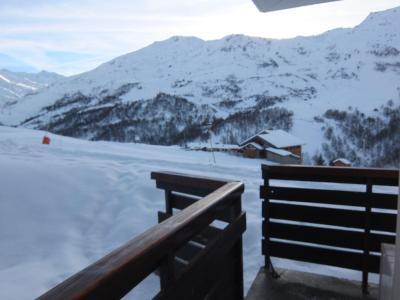 Vakantie in de bergen Appartement 1 kamers 4 personen (14) - Le Sarvan - Les Menuires