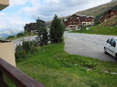 Vakantie in de bergen Appartement 1 kamers 4 personen (9) - Le Sarvan - Les Menuires - Verblijf