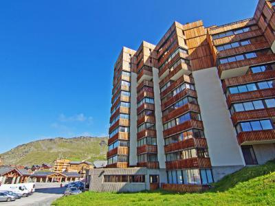 Rent in ski resort Le Sérac - Val Thorens - Summer outside