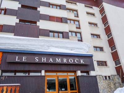 Rent in ski resort 2 room apartment 6 people (3) - Le Shamrock - Tignes - Summer outside