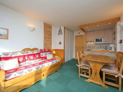 Holiday in mountain resort 1 room apartment 4 people (1) - Le Slalom - Tignes - Accommodation