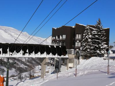 Holiday in mountain resort 2 room apartment 4 people (2) - Le Sorbier - Les Menuires