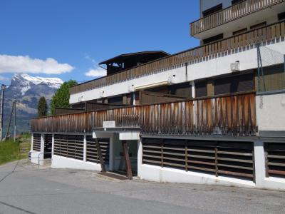 Rent in ski resort Le Sporting - Saint Gervais - Summer outside