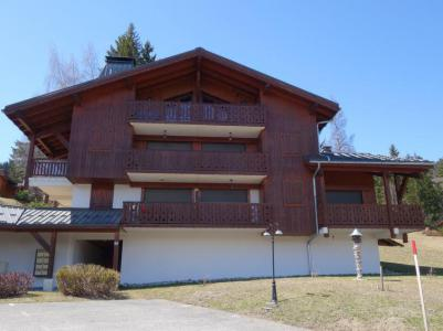 Rent in ski resort 3 room apartment 6 people (1) - Le Tagre - Saint Gervais - Summer outside