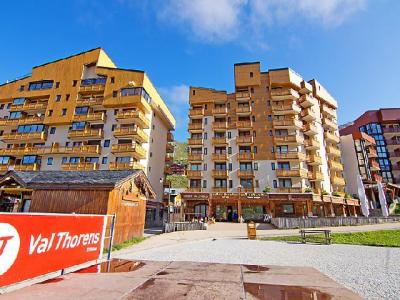 Rent in ski resort 1 room apartment 4 people (1) - Le Zénith - Val Thorens - Summer outside