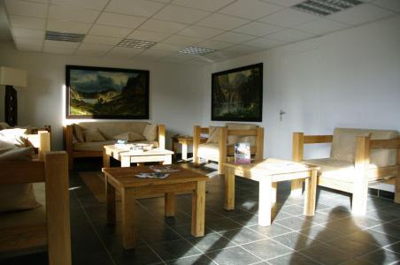 Holiday in mountain resort Les Adrets de Peyragudes - Peyragudes - Reception