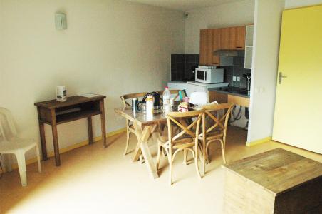 Holiday in mountain resort Les Adrets de Peyragudes - Peyragudes - Open-plan kitchen