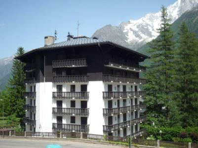 Rent in ski resort 2 room apartment 4 people (3) - Les Aiguilles du Brévent - Chamonix - Summer outside