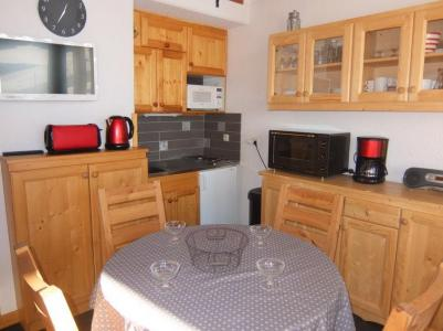 Rent in ski resort 2 room apartment 6 people (1) - Les Asters - Les Menuires - Summer outside
