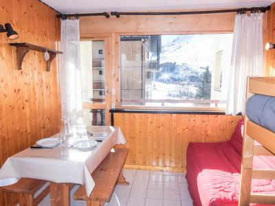 Rent in ski resort 1 room apartment 2 people (35) - Les Asters - Les Menuires - Summer outside
