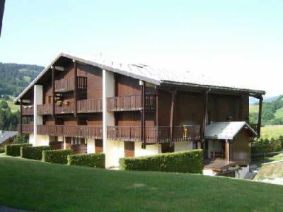 Rent in ski resort 2 room apartment 4 people (3203) - Les Balcons d'Arly - Praz sur Arly - Summer outside