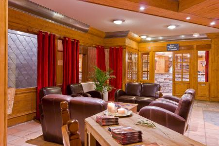 Holiday in mountain resort Les Balcons de Belle Plagne - La Plagne - Reception