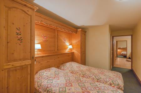 Urlaub in den Bergen Les Balcons de Belle Plagne - La Plagne - Schlafzimmer