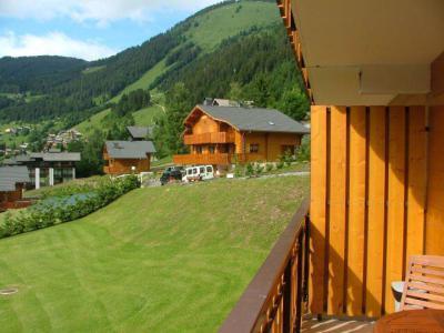 Location au ski Appartement 3 pièces 4 personnes - Les Balcons de Châtel - Châtel - Extérieur été