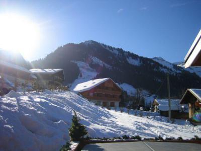 Vacances en montagne Appartement 3 pièces 4 personnes - Les Balcons de Châtel - Châtel