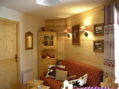 Vacances en montagne Appartement 3 pièces 4 personnes - Les Balcons de Châtel - Châtel - Canapé