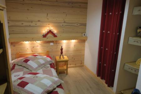Vacances en montagne Appartement 3 pièces 4 personnes - Les Balcons de Châtel - Châtel - Chambre