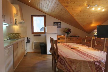 Vacances en montagne Appartement 3 pièces 6 personnes (BC19) - Les Balcons de Châtel - Châtel - Cuisine