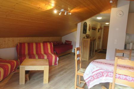 Vacances en montagne Appartement 3 pièces 6 personnes (BC19) - Les Balcons de Châtel - Châtel - Séjour
