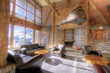 Vacances en montagne Les Balcons de la Rosière - La Rosière - Réception