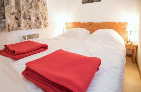 Holiday in mountain resort 2 room apartment 5 people (2P5+) - Les Balcons de la Vanoise - Termignon-la-Vanoise - Bedroom